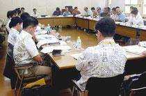 離島観光振興へさまざまな要望が出された会議=石垣市役所