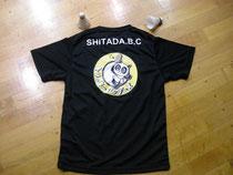 『SHITADA.B.C』とトリッキーパンダースWネームTシャツ