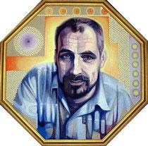 Портрет Игоря МАСЛОВА, Художник Светлана ЛУЗИНА