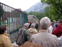 visite en Chartreuse