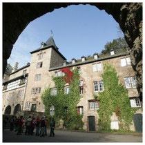 Burg Blankenheim in der Eifel