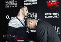 UFC Pressekonferenz