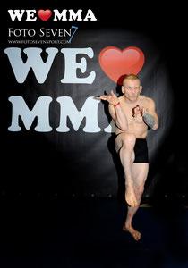 We Love MMA Oberhausen | Alex Serttas