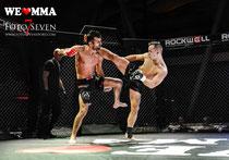 Sebastian Leroy (King´s Fight Team) vs. Ismail Akkilic (Kampfsportschule Allerborn)