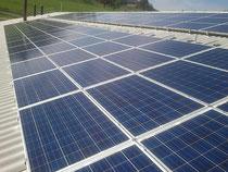 Foto 17.9.2014, Installation AWS Solar