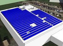 Projekt für Genossenschaft Solar St.Gallen