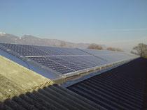 PV 140 kWp, Feb 2012 (Bild ADEV)