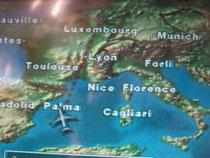 Mallorca - Info prise dans l'avion de retour !