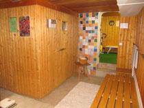 Sauna Gästehaus Panorama