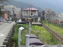 富山地鉄 宇奈月温泉駅(直通運転先)