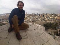 Über den Dächern von Jerusalem