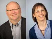 Peter Gras und Nicole Tomczak wurden in den Stadtrat gewählt.
