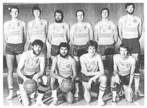 Meisterteam 1978 | Foto: NBBV