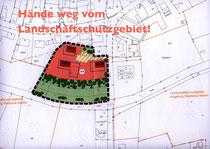 Gebiet gegenüber Wertstoffhof