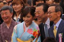 総理主催・桜を見る会