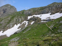 Barthümeljoch 2305m