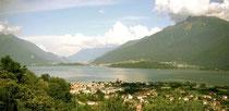 Gravedona am Lago di Como