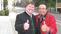 Freunde Walter Scholz & Werner Dippon