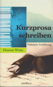"""Kurzprosa schreiben"" - Cover"