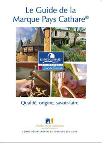 guide pays cathare 2010