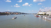 Blick von der Kettenbrücke.