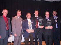 Die ersten Tarock-Ö-Sieger 2008