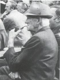 Hans Stähli-Amacher erster Präsident des SCH
