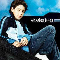 nicholas jonas album cover