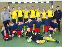 Die Fußballteams des VFG Bohmte - Zum Vergrößern bitte auf das Bild klicken
