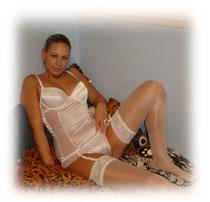 Bewerbungsbilder für den Job als Webcam Girl bei Pralax-Productions von Steffi