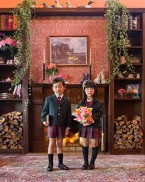 ナーサリー富田幼児園生 男女児画像