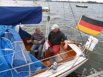 """""""Das ist ein prima Boot, Guido!"""""""