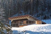 proche des stations de ski, luge et idéale pour la randonnée