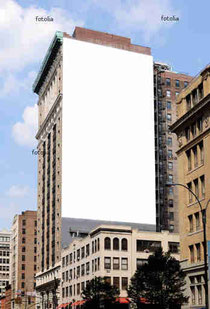 http://jp.fotolia.com/id/16252503 Large Billboard in the City © jStock #16252503