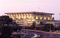 Wenn selbst Gebäude Symbolkraft besitzen - die Knesset in Jerusalem