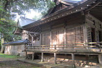 伯耆一の宮 倭文神社