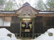 熊野神社 初神樂