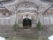 印賀 樂樂福神社 初神樂