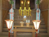 福榮神社歳旦祭