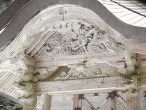 若宮神社の彫刻