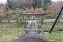 菅澤神社 一の鳥居