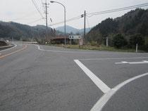 石見神社前の看板