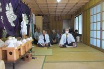 熊野神社春季大祭