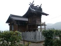 写真は袋原神社