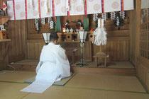 彰徳殿合祀祭