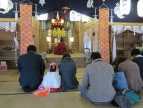 七五三詣祈願祭
