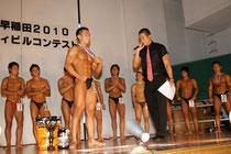 2010年「ミスター早稲田」及川氏へのインタビュー