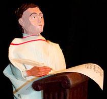 Neu in der Krippe von Sankt Maria in Lyskirchen: DER RÖMISCHE VOLKSZÄHLER