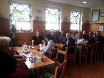 Cafe Fesl, Sonnen am 11.05.13