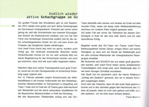 Jahresbericht 2013-14, Gymn. Untergriesbach, Text zur obigen Bilderserie